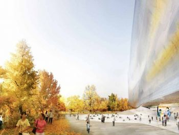 National Art Museum of China | Jean Nouvel