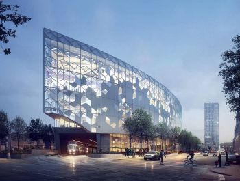 Calgary's New Central Library | Snøhetta