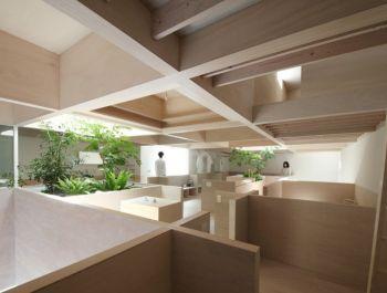 House in Hanekita | Katsutoshi Sasaki
