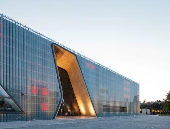 Museum of History of Polish Jews | Lahdelma & Mahlamäki