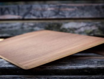 Laptop Stand in Wood | Martin Bay