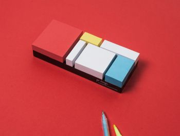 Mondrian Sicky Notes | PA Design
