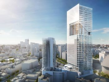 Reforma Towers | Richard Meier