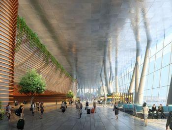Nairobi JKIA Airport Greenfield Terminal |Pascall & Watson