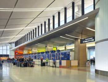 Logan Airport Terminal C | Rizvi