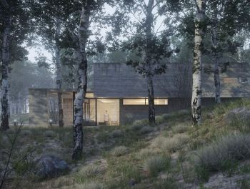 Making of House in the Forest | Juan Carlos Torres