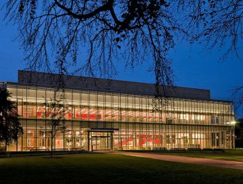 City of Cambridge Library | William Rawn