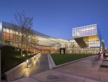 Krishna P. Singh Center for Nanotechnology | WEISSMANFREDI