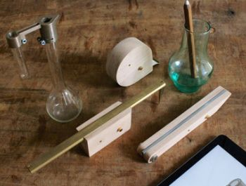 Wooden Measuring Instrument | Dries Verbruggen