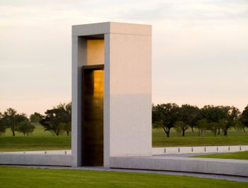 Texas AM Bonfire Memorial | Overland Architects