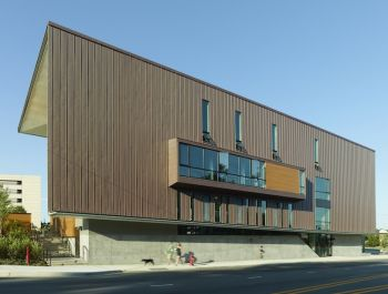 AIA NC Center for Architecture and Design | Frank Harmon