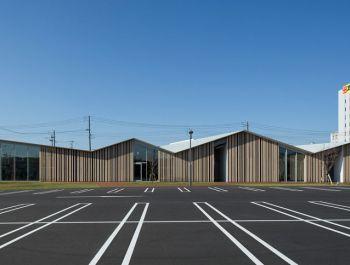 Towada Community Centre |Kengo Kuma