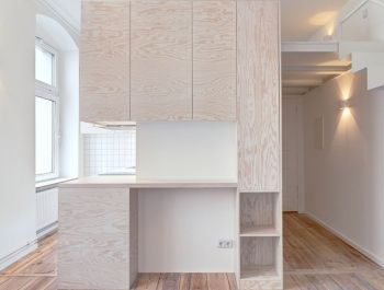 Berlin Plywood Apartment | Spamroom