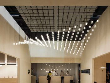 VIBIA Algorithm Lighting | Toan Nguyen