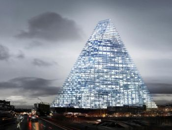 Paris Triangle Tower | Herzog de Meuron
