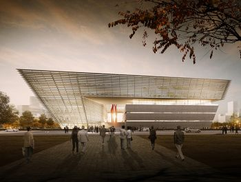 Suzhou New Library  | GMP