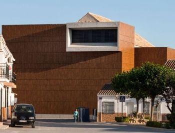 Huéscar Theater. Spain | Miguel Bretones + Julia González