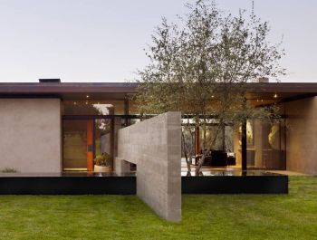 San Joaquin Valley Residence | Aidlin Darling Design