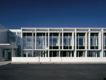 Swissair North American Headquarters | Richard Meier