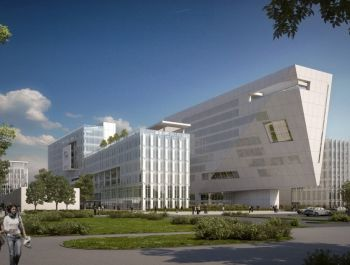 ENI Headquarters Competition | Richard Meier