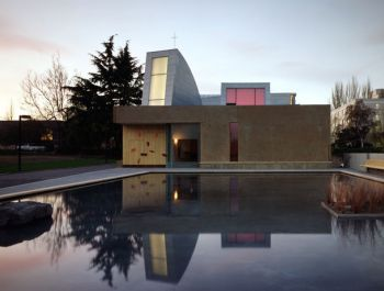 Chapel Of St. Ignatius | Steven Holl