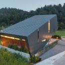 Slanted Box House | Praud