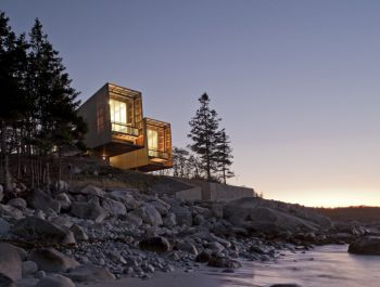Two Hulls House | Mackay-Lyons