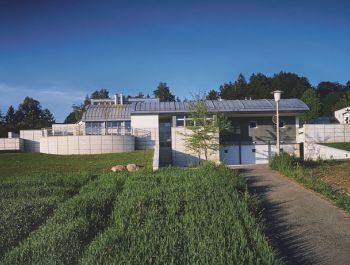 Zumikon Residence | Charles Gwathmey