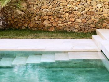 Rustic Pool House | Roz Barr