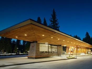 Tahoe City Transit Center | WRNS