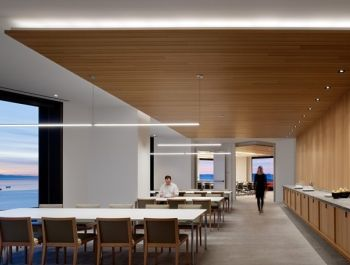 San Francisco Financial Firm| Bohlin Cywinski Jackson