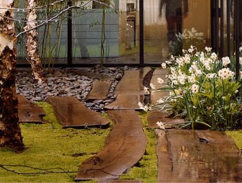 Tahari Courtyards | Michael Van Valkenburgh