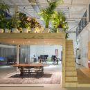 Loft Office Garden | Jvantspijker