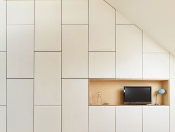 Brussels Apartment | Brunet & Martens