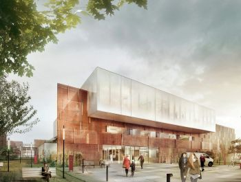 Proton Therapy Center for Denmark | AARHUS