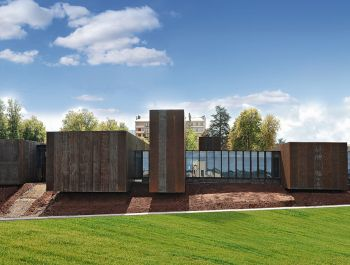 Museum Soulages in Rodez | RCR