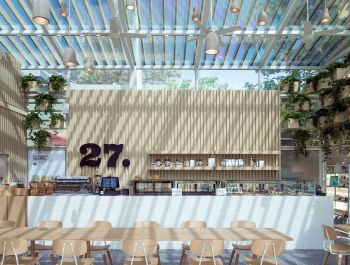 Beijing Plant Cafe | Four O Nine