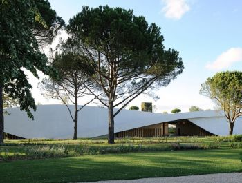 Chateau Cheval Blanc Winery | Christian de Portzamparc