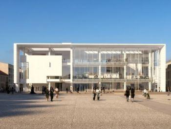 Musée de la Romanité | Richard Meier