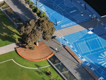 Monash University Caulfield Campus Green | Taylor Cullity Lethlean