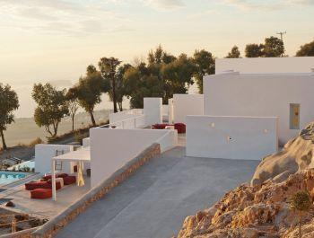 Santorini Apartment | Kapsimalis