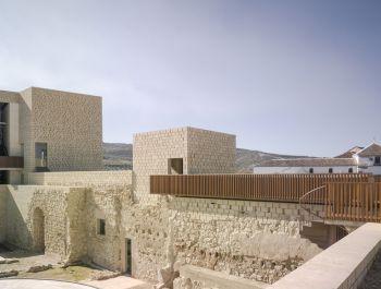 Baena Castle Restoration | José Manuel