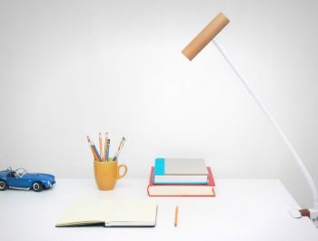 Piliclamp Desk Lamp | Gagan