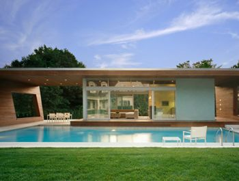 Wilton Poolhouse | Hairi & Hairi