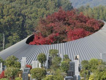 Sayama Lakeside Cemetery Community Hall | Hiroshi Nakamura