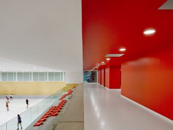 Spain Municipal Sports Hall |BCQ
