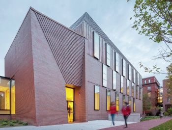 Tozzer Anthropology Building | Kennedy & Violich