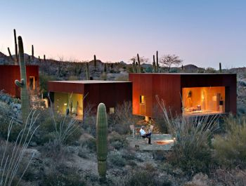 [M.Memory] Desert Nomad House-Arizona | Rick Joy