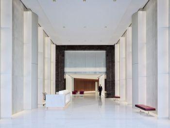 1776 Eye St. Lobby | Leo A Daly