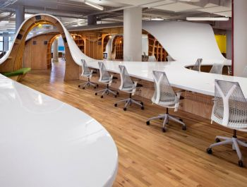 Barbarian Group Office | Clive Wilkinson
